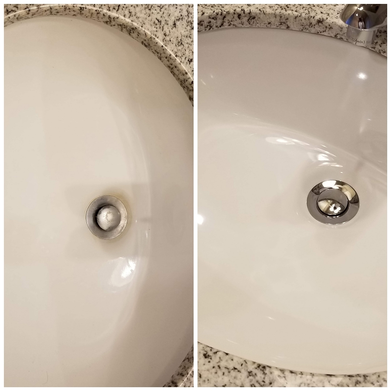 Sink Cleaning